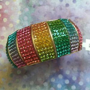 NM ROMEO & JULIET COUTURE Rainbow Bangle